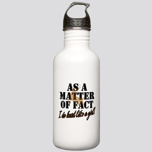 Hunt Like A Girl Stainless Water Bottle 1.0L