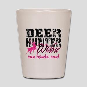 Run, Bambi, Run! Shot Glass