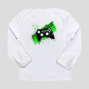 Graffiti Box Pad Long Sleeve Infant T-Shirt