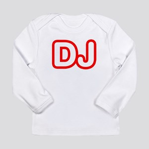 DJ Long Sleeve Infant T-Shirt