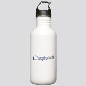 You're Girlfriend Likes This Stainless Water Bottl