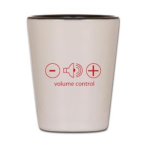 volume shot glasses cafepress - Shot Glass Volume