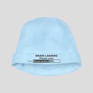 Brain Loading baby hat