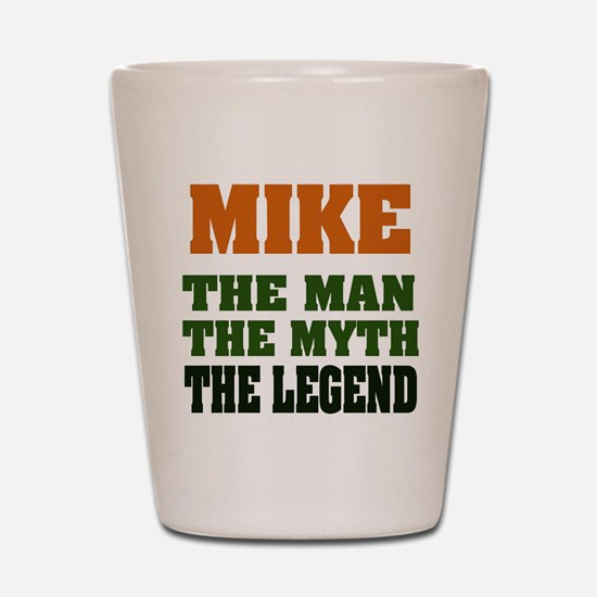 MIKE - The Lengend Shot Glass