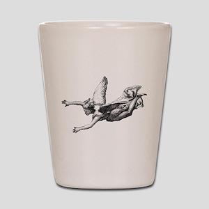 Flying Angel Shot Glass