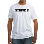 STRIVE U Fitted T-Shirt