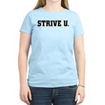 STRIVE U Women's Pink T-Shirt