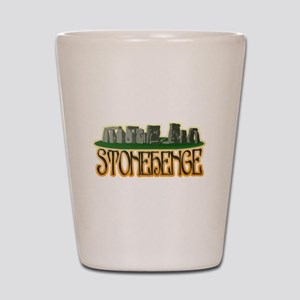 Stonehenge Shot Glass