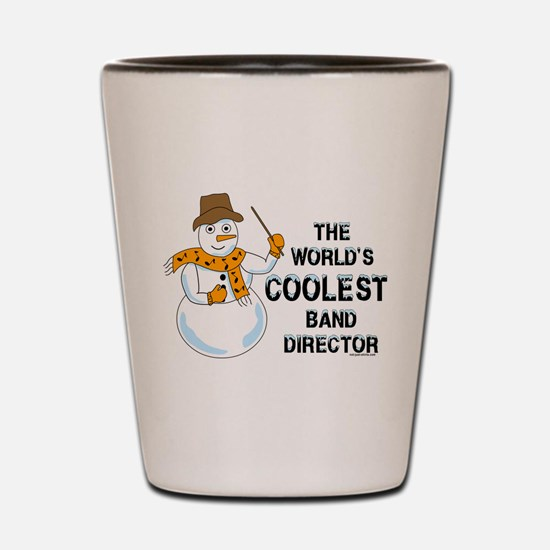 Coolest Director Shot Glass