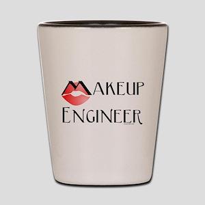 Makeup Engineer Shot Glass
