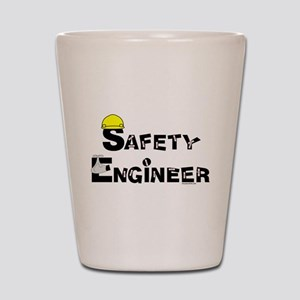 Safety Engineer Shot Glass