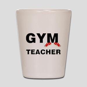 Gym Teacher Sneakers Shot Glass