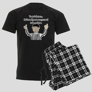 To Err is Human... Men's Dark Pajamas