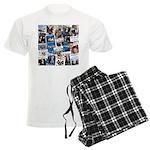 Historic Inauguration Memorab Men's Light Pajamas