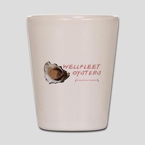 Wellfleet Oysters Shot Glass