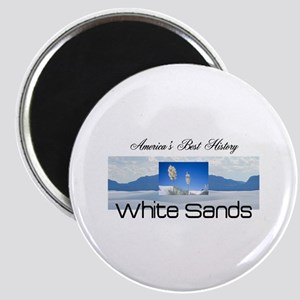 ABH White Sands Magnet