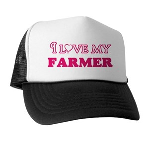 66868ced375 Agriculture Crops Trucker Hats - CafePress