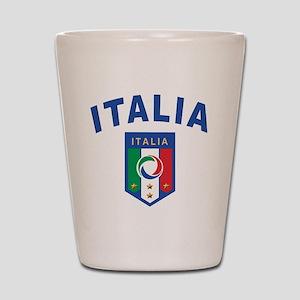 Forza Italia Shot Glass