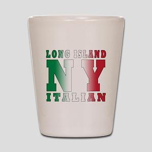 Long Island Italian Shot Glass