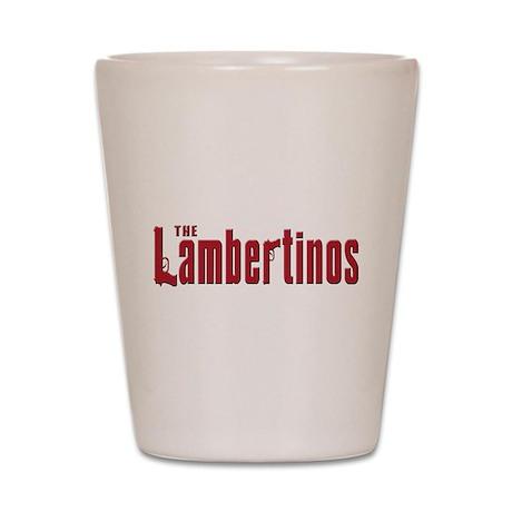 Lambertinos Shot Glass