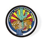 Phoenix Hash House Harriers Wall Clock