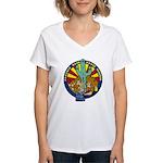 Phoenix Hash House Harriers Women's V-Neck T-Shirt