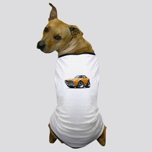 1968-69 AMX Orange-White Car Dog T-Shirt