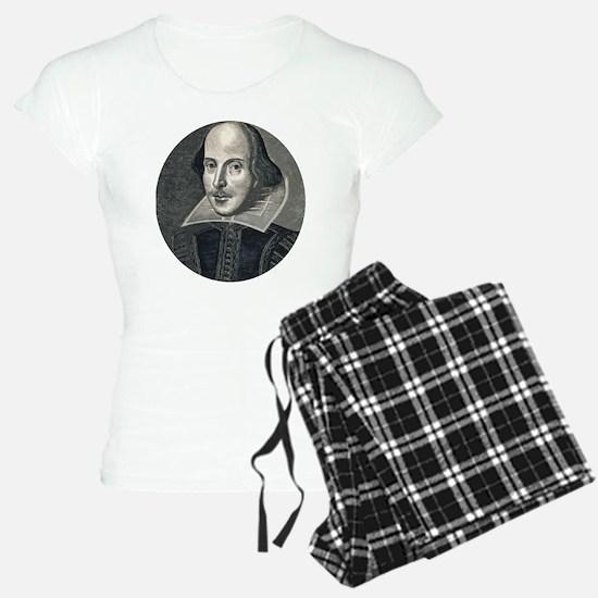 Wm Shakespeare Pajamas