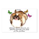 PRNI Pekingese Rescue Postcards (Package of 8)