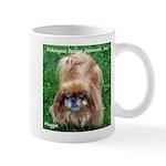 PRNI Pekingese Rescue Mug