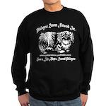 PRNI Pekingese Rescue Sweatshirt (dark)