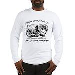 PRNI Pekingese Rescue Long Sleeve T-Shirt