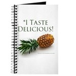 I Taste Delicious Journal