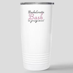 Bachelorette Bash Stainless Steel Travel Mug
