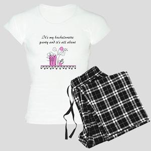 All About Me Bachelorette Women's Light Pajamas