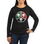 H3S Women's Long Sleeve Dark T-Shirt