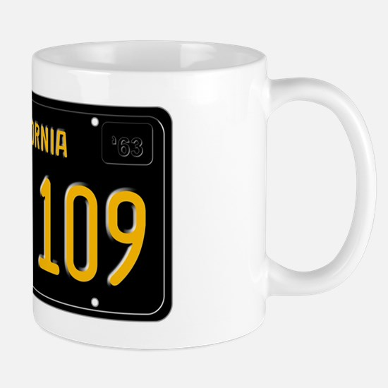 JJZ 109 - Bullitt Mug