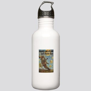 Snakes on a Plane Stainless Water Bottle 1.0L