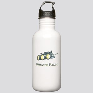 Future Pilot Stainless Water Bottle 1.0L