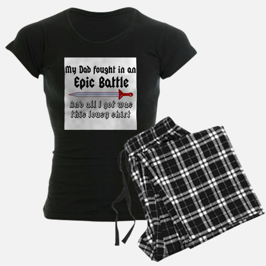 Epic Battle Pajamas