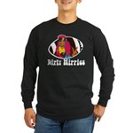 Dirty Hippies Long Sleeve Dark T-Shirt