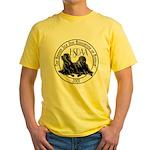 HSDAALogo Yellow T-Shirt