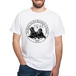 HSDAALogo White T-Shirt