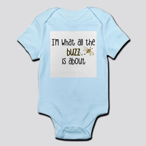 All the Buzz Infant Creeper