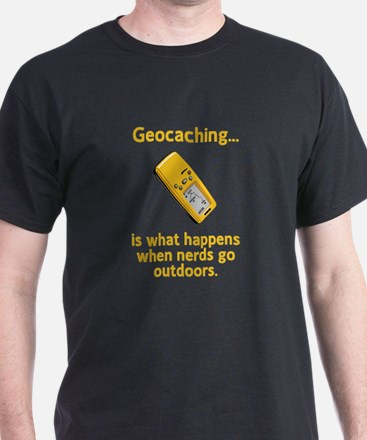Geocaching Nerds T-Shirt