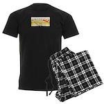 VU Meter Men's Dark Pajamas