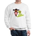 Ethnic Jr Bridesmaid Sweatshirt