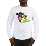 Ethnic Jr Bridesmaid Long Sleeve T-Shirt