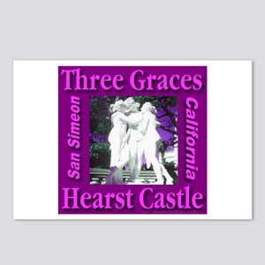 Three Graces Postcards (Package of 8)