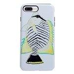 Chevron Butterflyfish iPhone 8/7 Plus Tough Case